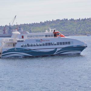 kitsap fast ferry