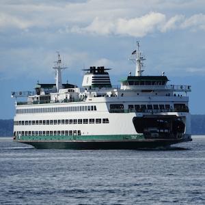 wa state ferry kitsap