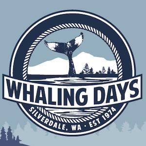 whaling days silverdale logo